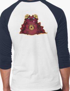 LuckDragon Hoody Men's Baseball ¾ T-Shirt