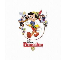 Disney Pinocchio by N1K0VE