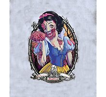 Disney Zombie Snow White by N1K0VE