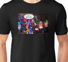 ~ Where'd everybody go? ~ Unisex T-Shirt