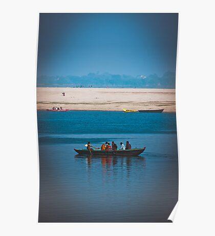 Ganges.  Poster
