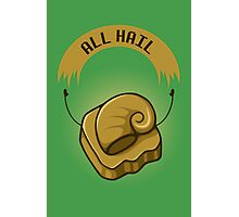 All Hail Helix Photographic Print
