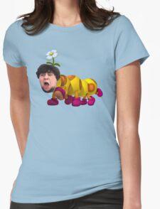jontron 2: wiggler rises Womens Fitted T-Shirt