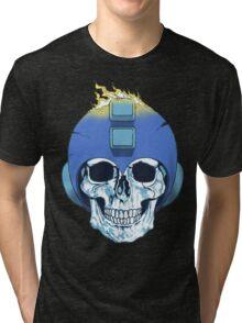 Mega Death [No Text] Tri-blend T-Shirt