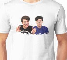 Dan & Phil - Butterflies  Unisex T-Shirt