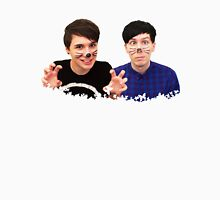 Dan & Phil - Butterflies  Unisex T-Shirt