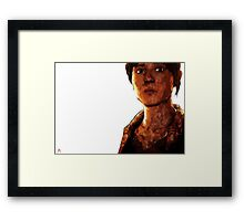 Beyond Two Souls  Framed Print
