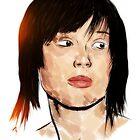Ellen Page by konart