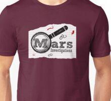 Mars Investigations Unisex T-Shirt