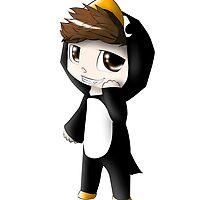 Polski Pingwin, THE penguin by kieyRevange
