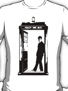 Come on Then - Dr Who T-Shirt
