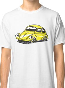 Volkswagen Beetle T Shirts Vintage Style, Classic Design Classic T-Shirt