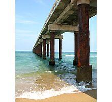 Ocean Pier Photographic Print