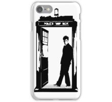 Come on Then - Dr Who iPhone Case/Skin