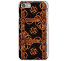 Refined Wood Decorative Pattern iPhone Case/Skin