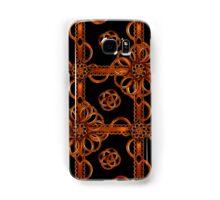 Refined Wood Decorative Pattern Samsung Galaxy Case/Skin