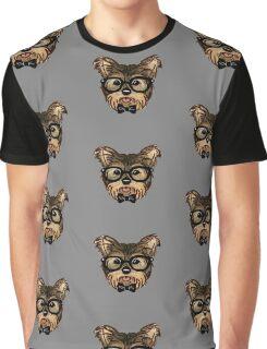 "Just a Little Bit ""Dorkie"" Graphic T-Shirt"