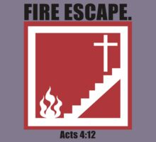 Fire Escape by supernate77