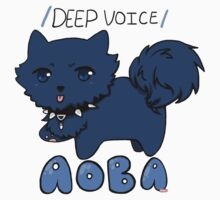 "Ren / DEEP VOICE / ""AOBA"" by Tenvi"