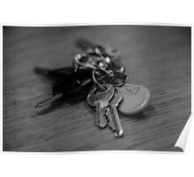 Keys Poster