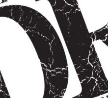 Drift Royale : Black Sticker