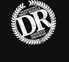 Drift Royale : White Unisex T-Shirt