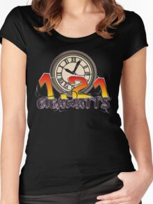 1.21 gigawhats?? Women's Fitted Scoop T-Shirt