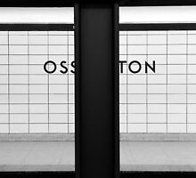 Ossington Subway by Valentino Visentini