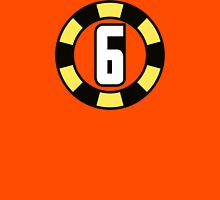 The Orange Line Unisex T-Shirt