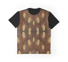 Holey Wood Graphic T-Shirt