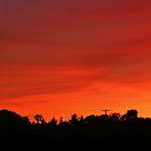 Blazing skies by lezvee