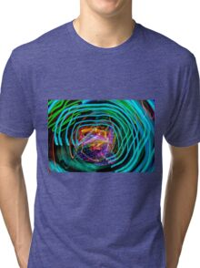 Psychedelic Exposure Tri-blend T-Shirt