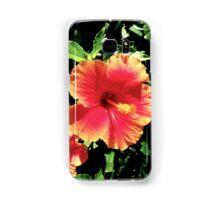 Hibiscus Samsung Galaxy Case/Skin
