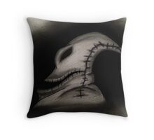 Oogie Boogie - Nightmare before Christmas Throw Pillow