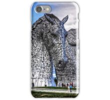 The Kelpies iPhone Case/Skin