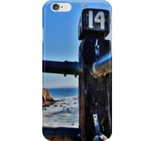 number 14 seagull iPhone Case/Skin