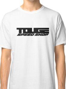 Touge Speed Shop Classic Classic T-Shirt