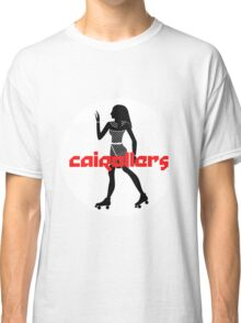 Cairollers Derby T-shirt; Isis Black Ice Classic T-Shirt