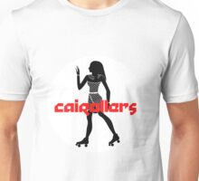 Cairollers Derby T-shirt; Isis Black Ice Unisex T-Shirt