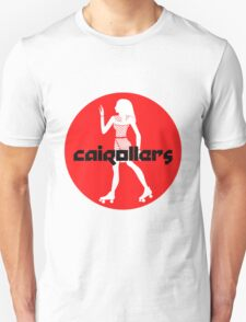 Cairollers Derby T-shirt; Isis Cherry Unisex T-Shirt