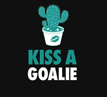 Kiss A Goalie Unisex T-Shirt