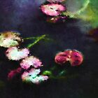 *Lily Pads on the Pond* by DeeZ (D L Honeycutt)
