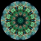 Green Jewel Kaleidoscope 004 by fantasytripp