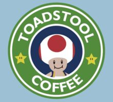 Toadstool Coffee - Themed One Piece - Short Sleeve