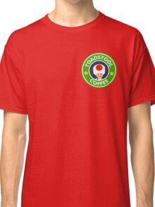 Toadstool Coffee - Themed Classic T-Shirt