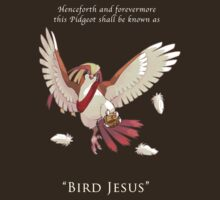 Bird Jesus by ICDesign