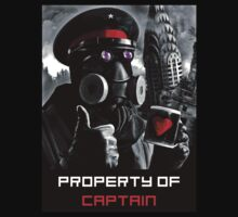 PROPERTY OF CAPTAIN by zeecaptain