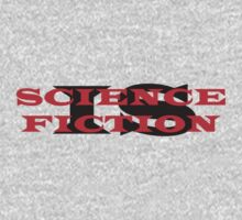 Science Is Fiction Kids Tee