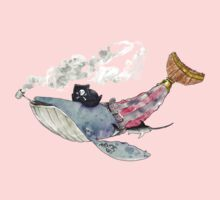Pirate Whale Kids Clothes