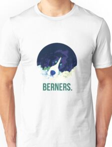 Berners.  Bernese.  Dog. Unisex T-Shirt